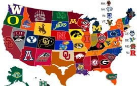 Can We Guess If You're a College Football Fan?