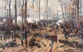 The Ultimate Civil War Quiz
