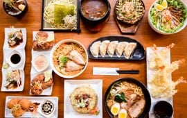 Can You Name these Japanese Foods?
