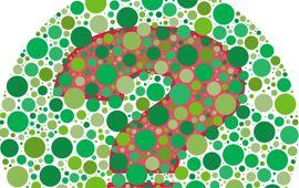 Êtes-vous daltonien ? Répondez à ce questionnaire pour le découvrir !