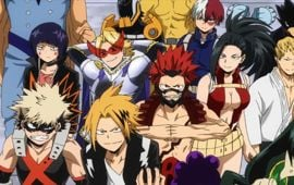 Which My Hero Academia Character Are You?