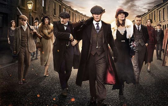 What Peaky Blinders Character Are You?