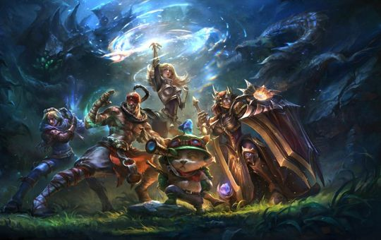 Which League of Legends Champion Are You?