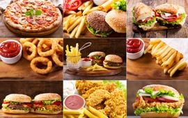 What Fast Food Restaurant Are You?