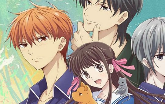 Which Fruits Basket Character Are You?