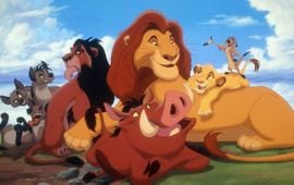 Which Lion King Character Are You?