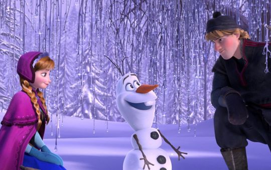 Let's Find Out Which Character From Frozen You Are!