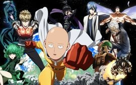 What Character from One Punch Man Are You?