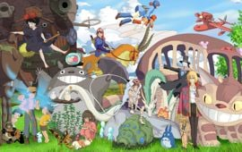 Which Studio Ghibli Character Are You?
