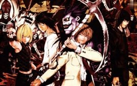 Which Death Note Character Are You?