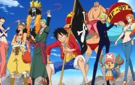 Which One Piece Character Are You?