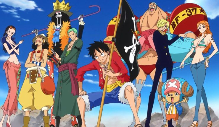Which One Piece Character Are You? - Heywise