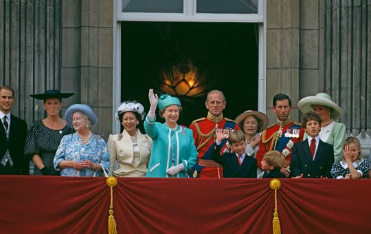 Which Member of the Royal Family Are You?