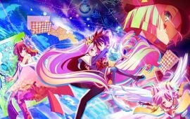 """Which """"No Game No Life"""" Character Are You?"""