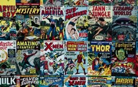 Let's Find Out Which Marvel Character You Are!