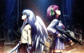 Which Angel Beats Character Are You?