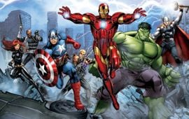 Can You Ace Our Quiz About The Avengers?