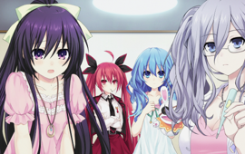 Which Date A Live Character Are You Most Like?
