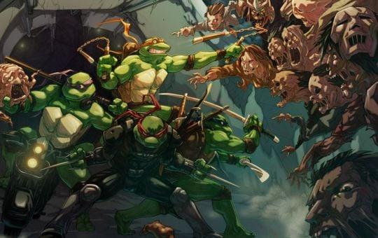 Which Teenage Mutant Ninja Turtle Are You Most Like?