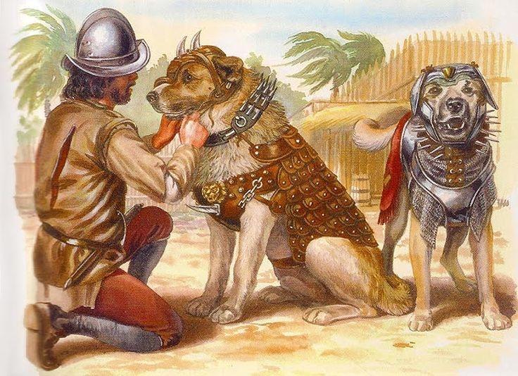 War Dogs In Granada