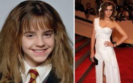 20 of Your Favorite Celebs: Then and Now